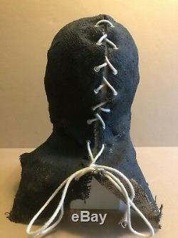 HELL FEST The Killer's EXECUTIONER'S HOOD MASK movie prop screen used with COA