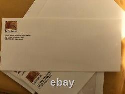 HOOK THE FILM Robin Williams ORIGINAL Production Envelopes Rare! Unique