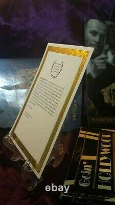 Harry Potter Movie Film Prop Collectibles Memorabilia Hollywood Studios A1