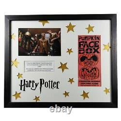 Harry Potter and the Half-Blood Prince (2009) Production Made Weasleys Box Label