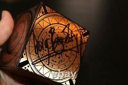Hellraiser Puzzle Box Lament Configuration Signed by Doug Bradley JSA Cert