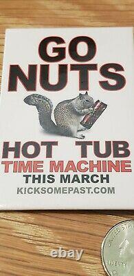Hot Tub Time Machine and Hot Tub Time Machine 2 MOVIE PROPS