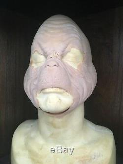 How the Grinch Stole Christmas Movie Prop Life Cast Test Prop Movie used worn