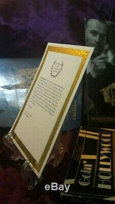 Humphrey Bogart Casablanca Movie Props Memorabilia Collectibles Book