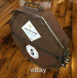 Inglourious Basterds Stolz Der Nation Film Case Movie Prop COA Tarantino