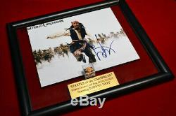 JOHNNY DEPP Signed PIRATES OF CARIBBEAN DISNEY PROP Gold Nugget & COIN, COA, DVD