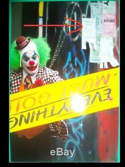 JOKER (2019) Production Movie Prop Joaquin Phoenix