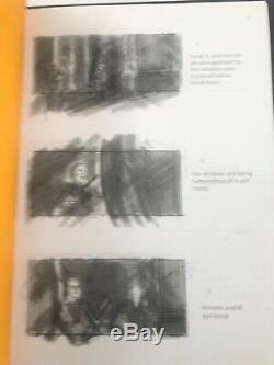 James Bond Skyfall Original Studio Issued Storyboard Folder 250+ Film Production