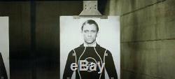 James Bond Spectre Genuine Film Prop Target