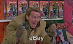 Jingle All The Way Movie Prop Arnold TurboMan Booster Dementor Original Rare