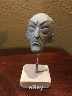 KUBO Grandfather Maquette by Kent Melton LAIKA (2016) Movie Prop