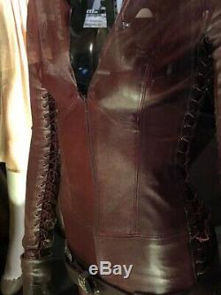 Legend Of The Seeker Cara Mason Mord-Sith TV Screen Used Movie Prop Costume