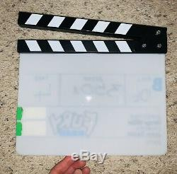 MAD MAX FURY ROAD SCREEN USED Clapper Clapboard (Film Unit B) John Seale