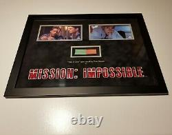 MISSION IMPOSSIBLE Explosive Two In One Gum display -original withCOA PROP STORE