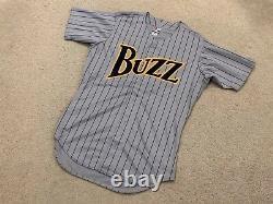 Major League 3 Pedro Cerrano Dennis Haysbert Baseball Uniform movie prop costume