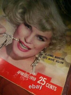 Marilyn Monroe Pre-owned Memorabilia Movie Prop Collectible Hollywood Studio A1
