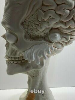 Mars Attacks Alien Original Autopsy Bust Casting 11 Scale Resin & Foam NoRes