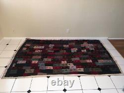 Movie Prop Robert Pattinsons Quilt From WATER FOR ELEPHANTS