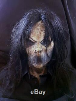 Movie prop Bughuul Screen Used Mask and Wig SINISTER 2 Horror