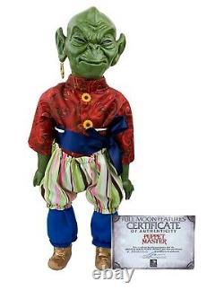NEW HOMUNCULUS Puppet Master PROP REPLICA Horror Doll Full Moon Original Series