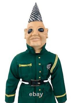 NEW TUNNELER Puppet Master PROP REPLICA Horror Doll Full Moon Original Series