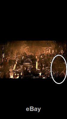 National Treasure Treasure Room Miniature Artifact Movie Prop Spiked Tibetan Tem