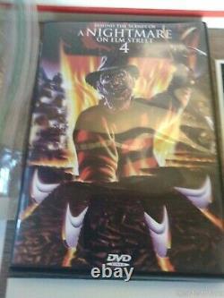 Nightmare on Elm street 4, Freddys sweater piece, movie, Prop, COA