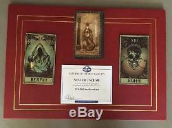 Now You See Me, Original Movie Prop, Tarot Cards, COA, Fortune Teller