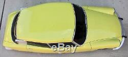 Original 2004 Team America World Police Movie Prop Car Vehicle South Park Rare