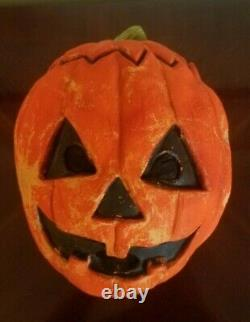 Original Don Post Halloween III Pumpkinhead Mask