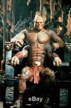 Original Mortal Kombat (1995) Screen Used Movie Prop Prince Goro Hand
