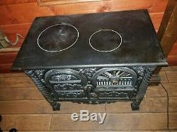 Original Movie Prop Captain Hook's Stove with Pots from the movie Peter Pan 2003