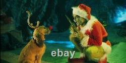 Original Movie Prop How The Grinch Stole Xmas Max's Harness Christmas COA