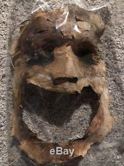 Original Rob Zombie's HALLOWEEN mask screen-used movie prop! RARE