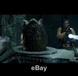 Original Screen Used Alien Vs Predator Full Size Queen Egg Movie Film Prop-coa