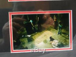 Original Screen Used From The Movie Saw 2 2005 Autographed Play Me Tape with COA