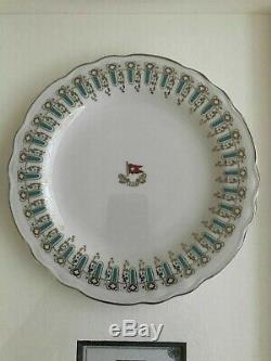 Original Titanic Movie Dinner Plate Prop