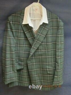 PIXELS DAN AKROYD VIDEO GAME COMPETITION ANOUNCER SCREEN USED SUIT With2 TPC COAS