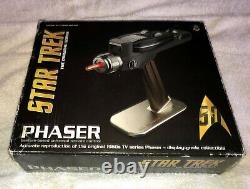 Phaser Star Trek The Original Series by Wand Prop Replica TV Remote Control