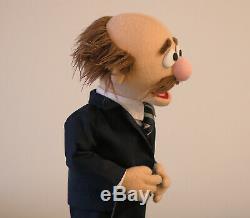 Professional Muppet Style/ Sesame Street Puppet Mr Johnson Rendition TV Prop