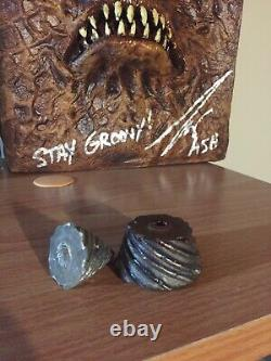Puppet Master Original Screen Used Tunneler Drill Movie Prop Full Moon withCOA