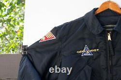 RARE SEAQUEST DSV TV Original VFX Film Crew Jacket Military Uniform Eric Barba