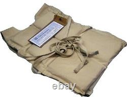 Real TITANIC Motion Picture Life Jacket Movie Prop withCertificate Of Authenticity