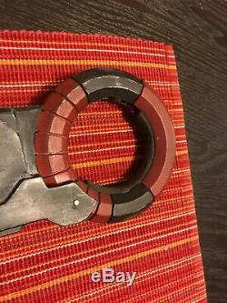 Resident Evil 6 Screen Used Hero Handcuffs/ Manacles Movie Prop