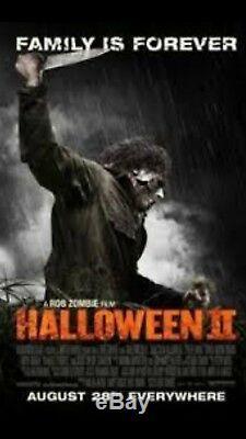 Rob Zombies Halloween 2 Screen Used Tyler Mane's Grim Reeper Robe Movie Prop