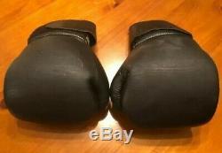 Rocky Movie Propsylvester Stallone Program Creed 2 Screen Used Gloves & Program