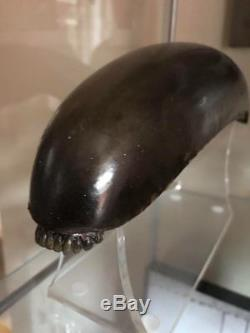 Rod Puppet Alien head used in Alien 3 (Movie Prop)