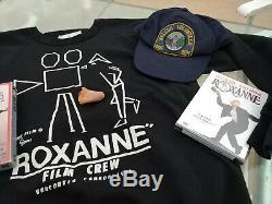 Roxanne The Film / Steve Martin's Prostetic / Latex NOSE! Nelson Cap