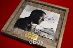 SAVING PRIVATE RYAN Signed TOM HANKS Autograph Prop HELMET Costume DVD COA MORE