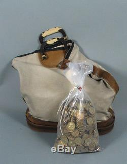SPIDERMAN Original Movie Prop SANDMAN's Bank Bag/Coins MARVEL COMICS